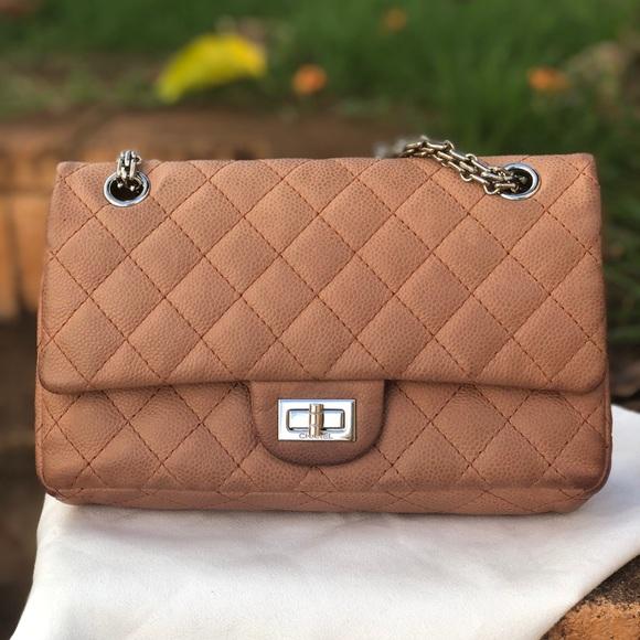 994c325c5215 CHANEL Handbags - Authentic Chanel 2.55 Reissue 225